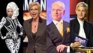 RuPaul Jane Lynch Tim Gunn Ellen DeGeneres