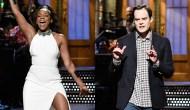 Tiffany Haddish; Bill Hader, Saturday Night Live