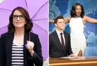 Tina Fey and Tiffany Haddish on SNL