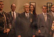 David Lynch and Twin Peaks Cast