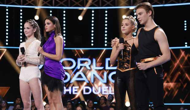 World of Dance Duels