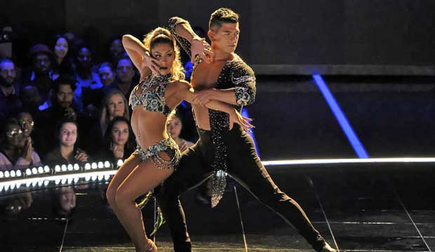 Karen y Ricardo in World of Dance