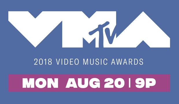 2018 MTV Video Music Awards logo