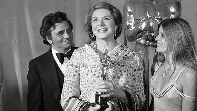 Ingrid Bergman us senate