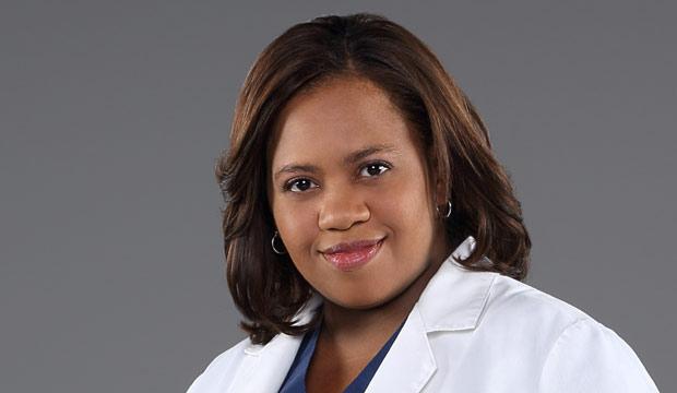 Chandra Wilson in Greys Anatomy