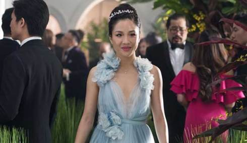Constance Wu in Crazy Rich Asians