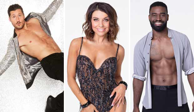 Dancing with the Stars season 27 pros