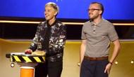 Ellen DeGeneres and David Hubin, Ellen's Game of Games