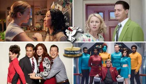 Gold Derby TV Awards nominees