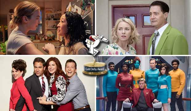 Gold Derby TV Awards nominees