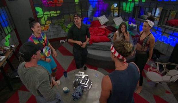 Brett, Kaycee, Winston, Angela, Rachel and Tyler, Big Brother 20