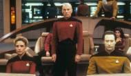 Patrick Stewart in Star Trek The Next Generation