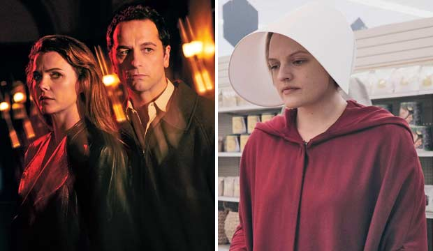 The Americans and The Handmaids Tale