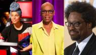 The Voice RuPaul and W Kamau Bell
