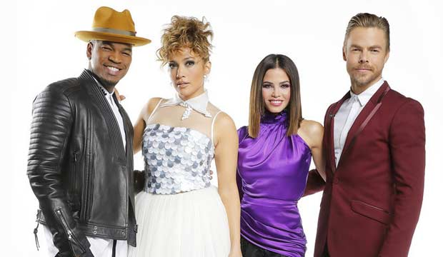 World of Dance host and judges