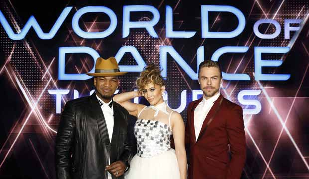 World of Dance judges