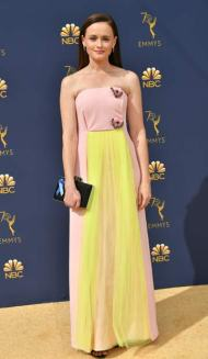 Emmys-2018-Best-and-Worst-Dressed-Alexis-Bledel