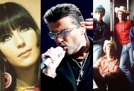 Cher George Michael The Monkees