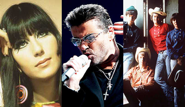 George Michael clobbers Cher and The Monkees as top choice for Rock and Roll Hall of Fame [Poll Results]