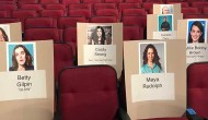 Emmys 2018 Seat Card Betty Gilpin