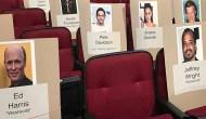 Emmys 2018 Seat Card Jeffrey Wright