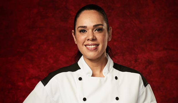 Hell S Kitchen Veteran Ariel Most Deserves To Win Poll Results Goldderby
