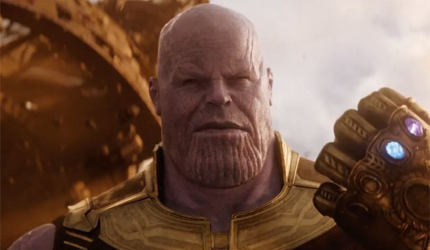 Josh Brolin could make Oscar history with his motion-capture performance in 'Avengers: Infinity War'