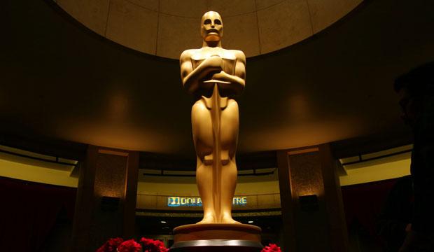 Oscars Oscar statue statuette trophy atmosphere