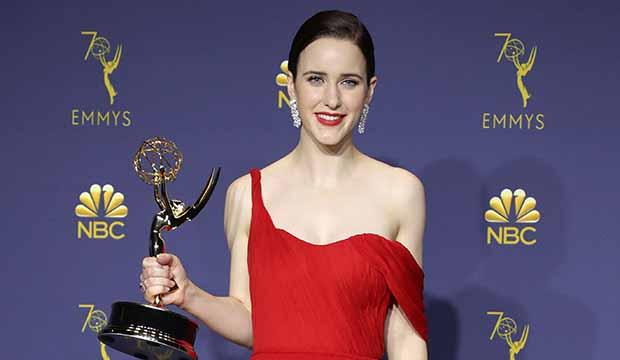 Rachel Brosnahan Emmy Awards