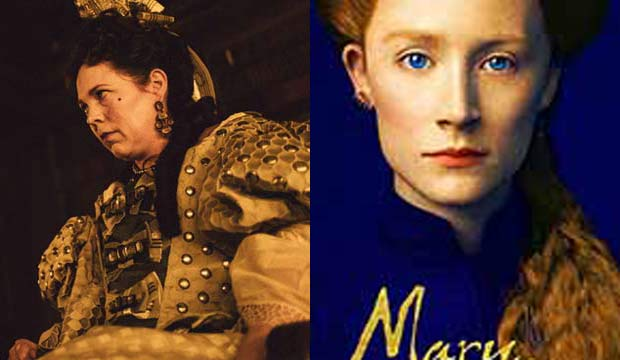 Royal Female Roles With Oscar Nominations