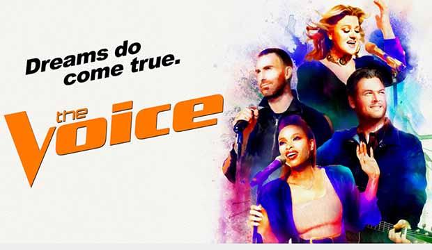 The Voice Season 15 Poster