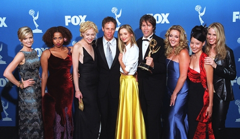 Ally McBeal cast and crew