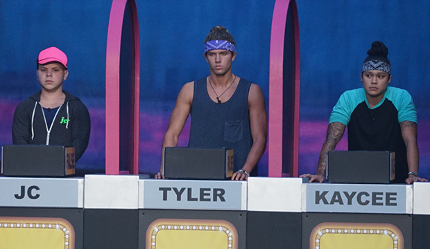 JC, Tyler and Kaycee, Big Brother 20
