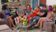 Bayleigh, Scottie, Brett, Sam, Haleigh, Faysal and Rockstar, Big Brother 20
