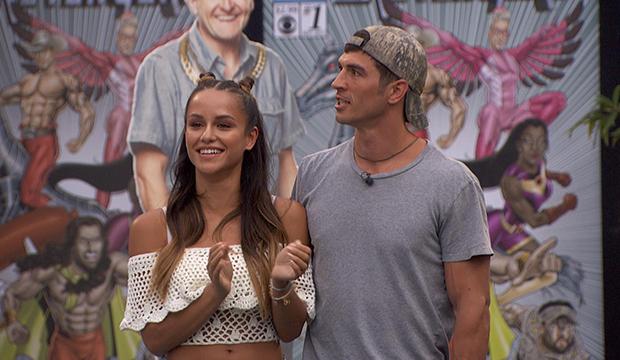 Jessica and Cody, Big Brother 20