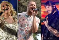 Carrie Underwood, Imagine Dragons and Post Malone