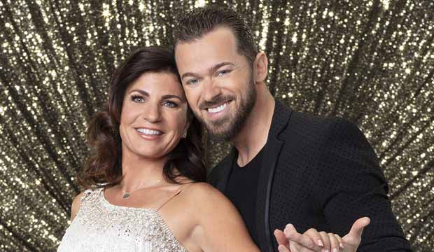 Danelle Umstead on DWTS