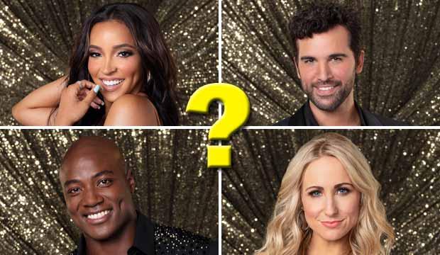 DWTS season 27 contestants