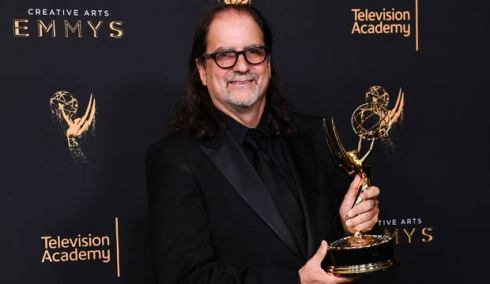 Glenn Weiss at the Emmys