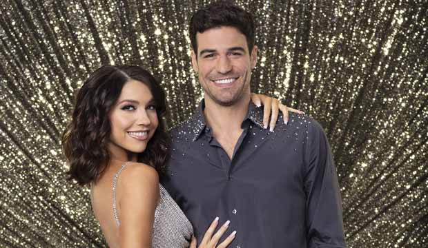 Dwts dating news