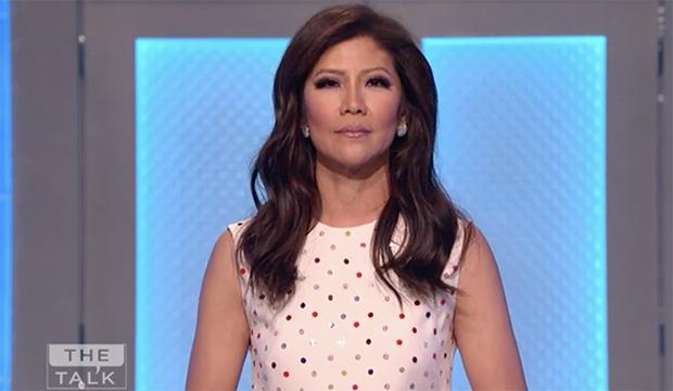 Julie Chen, The Talk