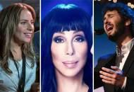 Lady Gaga, Cher, Josh Groban