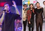 Maroon 5 and Imagine Dragons