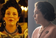 Olivia Colman, The Favourite; The Crown