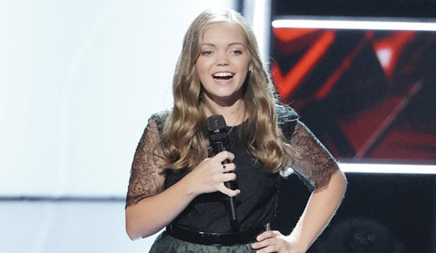 Sarah Grace takes huge 'The Voice' risk by changing up