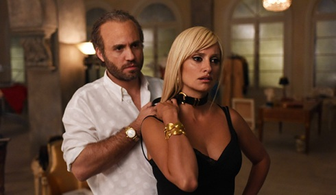 Edgar Ramirez and Penelope Cruz, The Assassination of Gianni Versace: American Crime Story