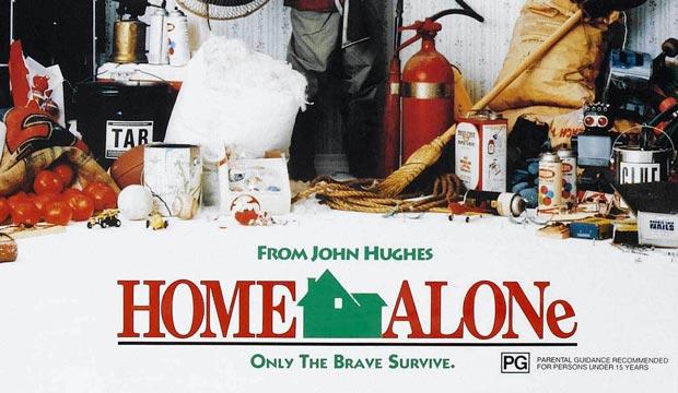 John Candy Home Alone Truck