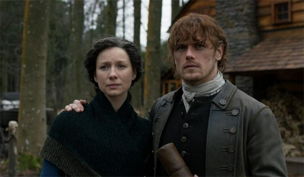 Outlander Top 12 Most Romantic Scenes Oozing With Sex Appeal Goldderby