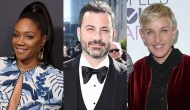 Tiffany Haddish Jimmy Kimmel Ellen DeGeneres