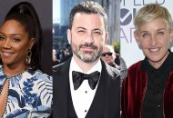 Tiffany Haddish Jimmy Kimmel Ellen DeGeneres